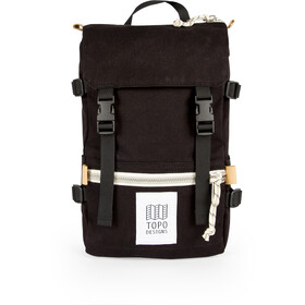 Topo Designs Rover Mini Pack black canvas